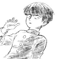 Mob dont psycho by Lyferie