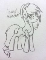 Anomaly Wonder by mashaheart