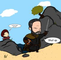Davos Seaworth by IllIntentions