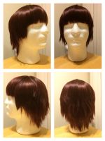 Ringo Star wig 4 from THE BEATLES by taiyowigs
