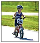 Little racer, with story by harrietsfriend