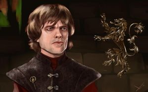 Tyrion Lannister tribute by victter-le-fou