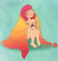 The Joy of Knitting by Cola82