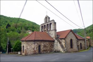 The Church at Cronce. by sags
