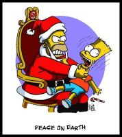 Simpsons - Peace On Earth by Simpsons-Fans