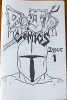 Dojo Comics '06-07' Issue 1 by fanaticman