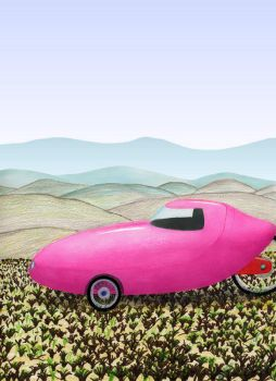 velomobile-northwest Shasheer by MuscleWomen-Planet
