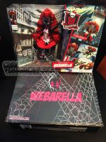 MH SDCC Exclusive Wydowna 'Webarella' Spider by Chibi-Warmonger