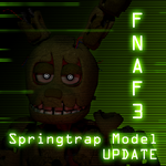 Springtrap Model: Update! by EverythingAnimations