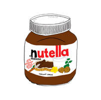 Sweet Vintage de NUTELLA! by Marianevic