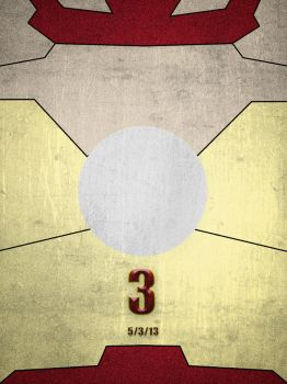 Iron Man 3 Poster by A-B-Original