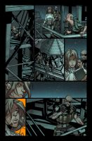 Ultimate Comics: X-men 17 pag. 18 colors by IRLGZZ