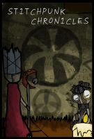 stitchpunk chronicles cover 2 by herio
