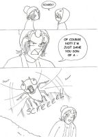 MKxKirby: Race: pg107 by beanielova