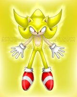 Super Sonic by angus