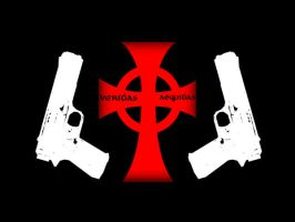Boondock Saints Wallpaper by rikoruss31
