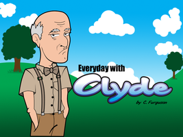 everday with clyde by chrisfurguson