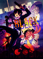 Black Bullet by IsaPrisonerEditions