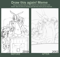 Draw this again ! by GresiteIsland