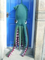 Giant Squid by HypotheticalTextiles