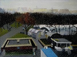 First Snow by knoppersa