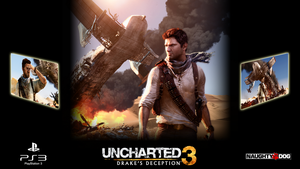PS3 2011 Uncharted 3 by CrossDominatriX5