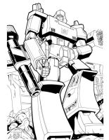 megatron inks by toddrayner