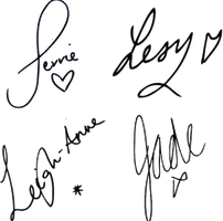PNG Little Mix/Little Mixer by LadyWitwicky