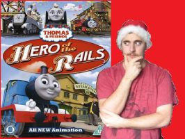 Thomascember Hero Of The Rails Title Card by Dalek44