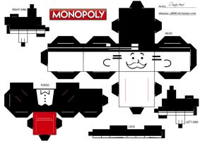 Monopoly Guy by Cubee-acres
