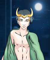 Twink Loki by theperfectbromance