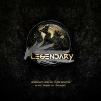 Legendary Icon by FlowGraphic by FlowGraphic