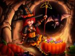Trick or Treat Lulu (RIOT PLS) by Saizo-san