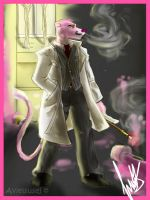Pink Panther - Pantera Rosa by Avielsusej