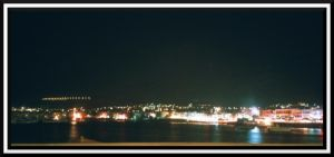 Hersonissos by night - No.1 by bisi