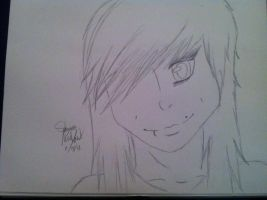 ~Emo chick~ by Blue-eyed-girl-23