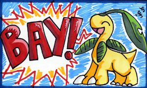 The Bayleef Says... by raizy