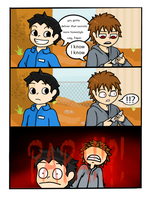 Venturiantale- What did you just call me??! by SomeFanOnTheHorizon