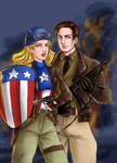 GB-Cap Stella Rogers and Garret Carter by Takhesis