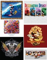 Disney tee graphics page 2 by stlcrazy