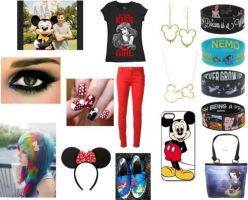 Going to Disney Land with Liam Payne by slipknot012345678