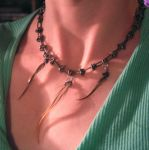 City Chicken Necklace by Izile