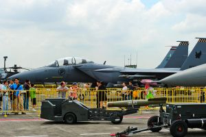RSAF F-15SG 2 by Shooter1970