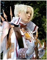 Trinity Blood: Master by flakes-sama