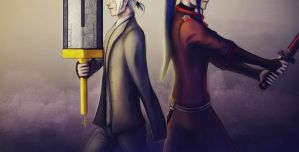 DGM:Two-side Protection by Delila2110