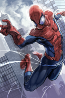 Spider-Man by JimboBox
