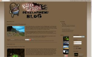 Bud the Spud Game Ddevelopment Blog Screen Capture by sicklilmonky
