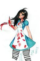 Bloodstained. by TipsyReturns