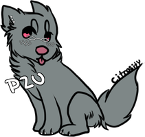 Puppy P2U by citrosity