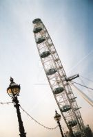 The London Eye by RicGrayDesign